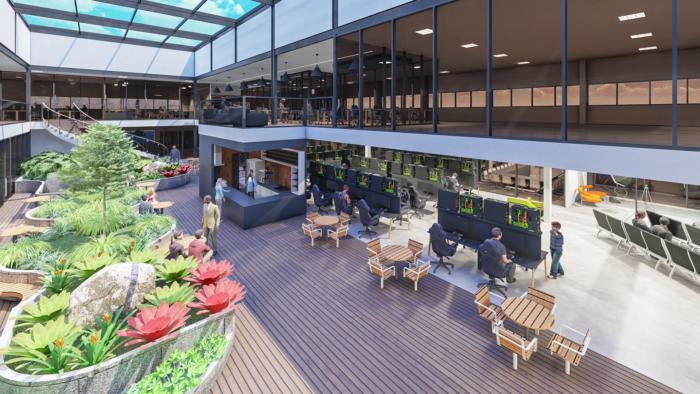 HubCG será obra de R$ 300 milhões em SC com arena de esports e mais | Jogos  | Tecnoblog