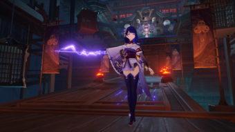 Baal, de Genshin Impact, exibe poderes em trailer e movimenta a internet
