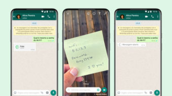 WhatsApp agora deixa você mandar fotos e vídeos que somem após serem vistos