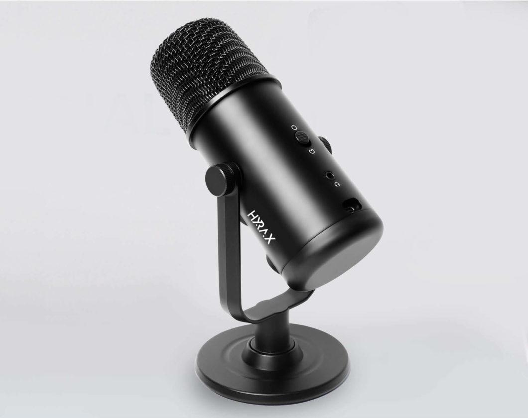 Hyrax HMC900 Microphone (Image: Disclosure/ Hyrax)