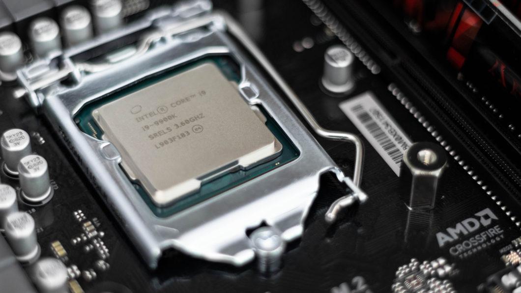 Intel i9 (Imagem: Christian Wiediger/Unsplash)