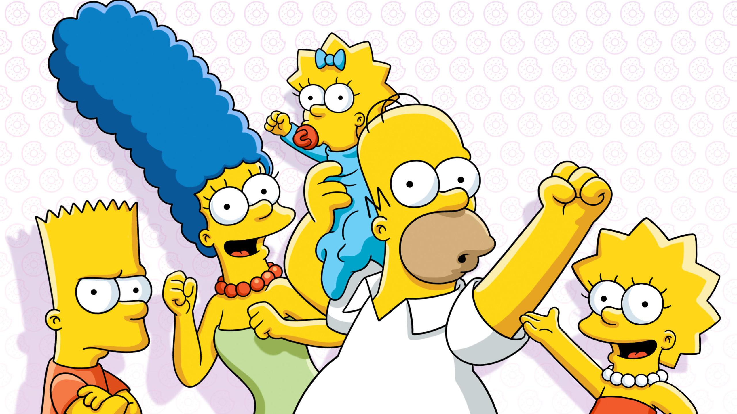 Os Simpsons tem 32 temporadas no Star+ (Imagem: Divulgação / Disney)