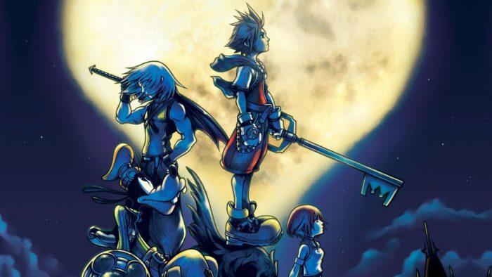 O primeiro Kingdom Hearts
