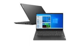 Lenovo V14 e V15 com Intel de 11ª geração e SSD chegam ao Brasil