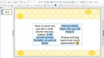 LibreOffice 7.2 melhora suporte ao Microsoft Office e traz novo tema escuro