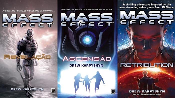 6 livros baseados em jogos de videogame / Divulgação