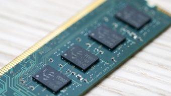 O que é uma memória flash?