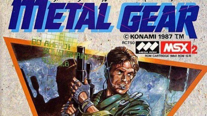 Metal Gear para MSX
