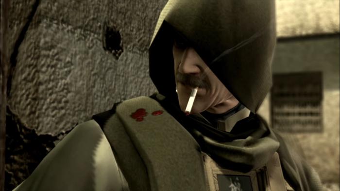 Metal Gear Solid 4 no PS3