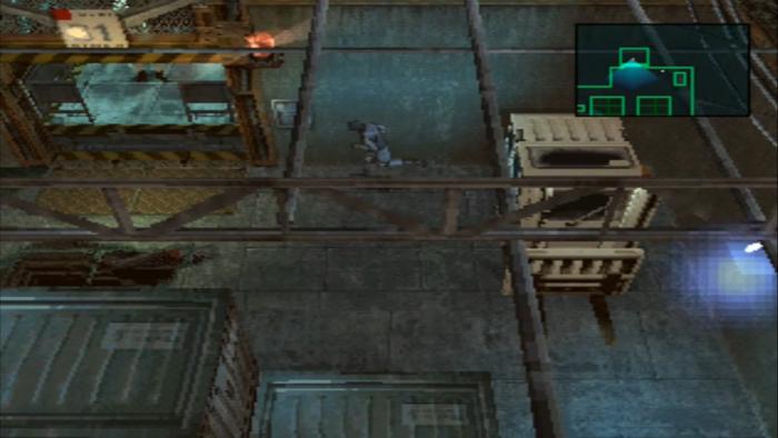 Metal Gear Solid para PS1