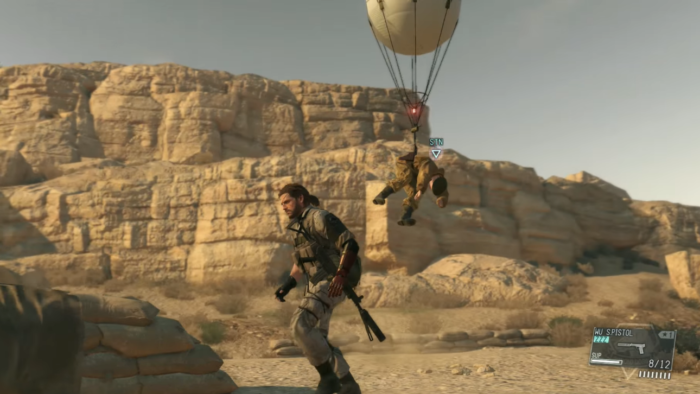 Como jogar Metal Gear Solid V