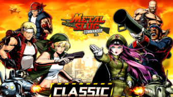 Metal Slug vira jogo grátis de batalha de tropas para celulares