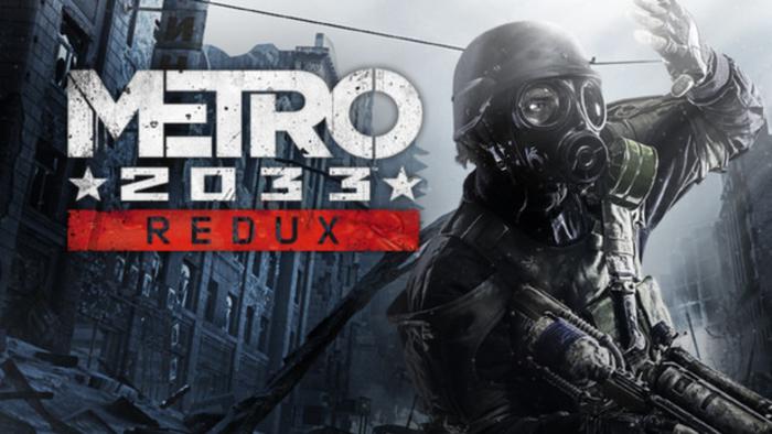 Metro 2033 é um jogo baseado em livros