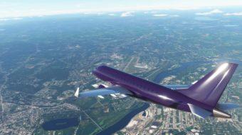 Flight Simulator vai receber avião grátis da Embraer