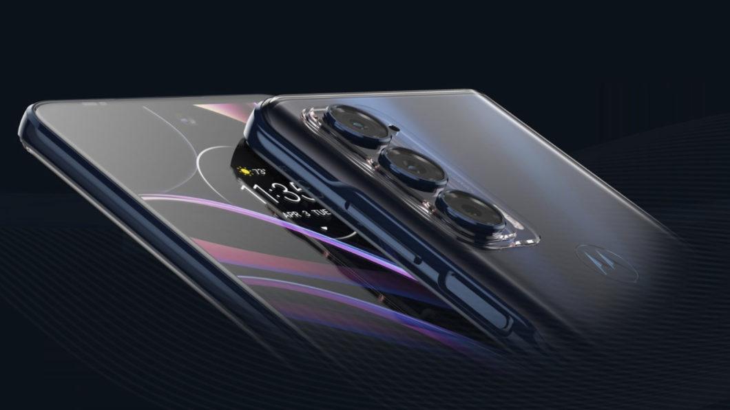Motorola Edge 2021 traz tela de 144 Hz e bateria de 5.000 mAh miniatura