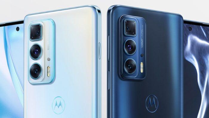 Motorola Edge S Pro (Imagem: Divulgação / Lenovo)