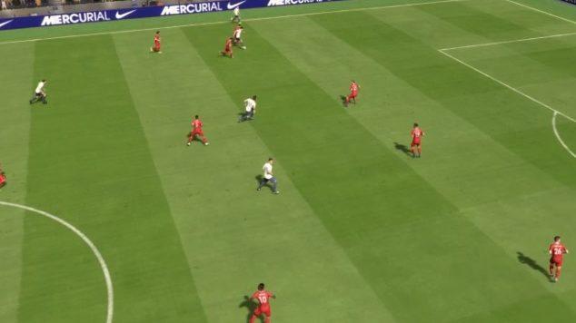 A movimentação tática dos jogadores será mais precisa e realista (Imagem: Divulgação / EA Sports)