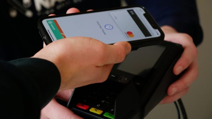 Apple Pay (Imagem: naipo.de/ Unsplash)
