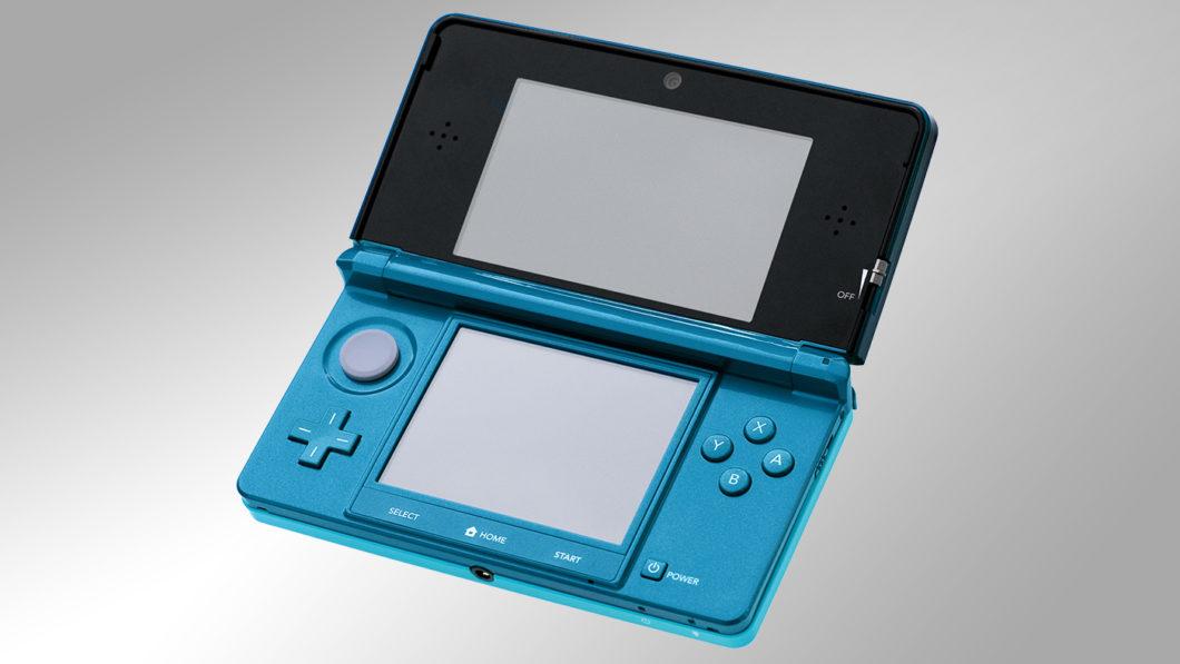 Nintendo 3DS (Imagem: Evan-Amos/Wikimedia Commons)