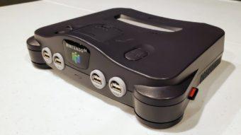 Fã modifica Nintendo 64 antigo para rodar jogos de Switch