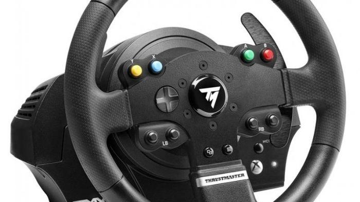 O que é Force Feedback de um volante gamer (Imagem: Thrustmaster/Divulgação)