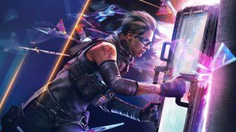 Osa chega a Rainbow Six Siege construindo barreiras à prova de balas
