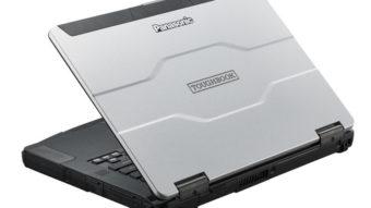 Notebook resistente da Panasonic tem design modular e Intel de 11ª geração