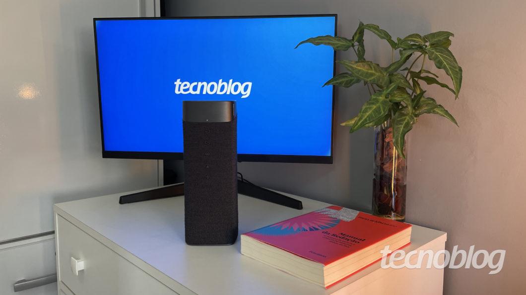 Philips S7505 (Image: Darlan Helder/Tecnoblog)