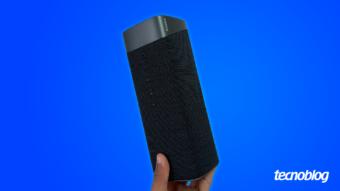 Caixa de som Bluetooth Philips S7505: som de primeira e conectividade tímida