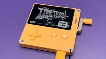 Desmanche mostra como console portátil Playdate evita drift do Switch