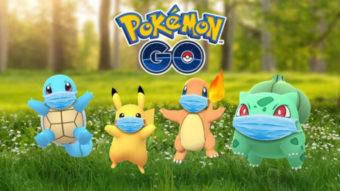 Produtora de Pokémon Go responde crítica de fãs sobre pandemia