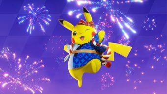Pokémon Unite chega aos celulares em setembro com Mamoswine e Sylveon