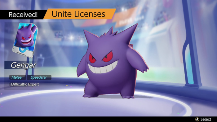 Pokémon Unite enfraquece Gengar (Imagem: Reprodução)