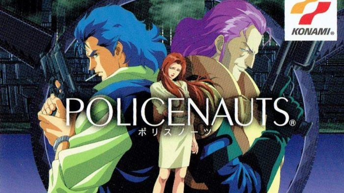 Policenauts de Hideo Kojima