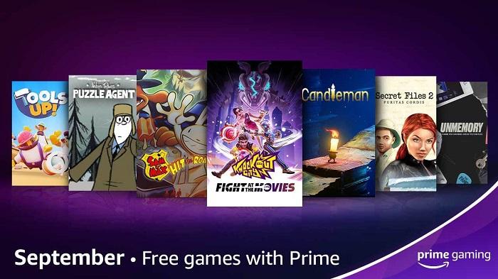 Prime Gaming em setembro tem Knockout City, Puzzle Agent e mais jogos grátis / Amazon / Divulgação