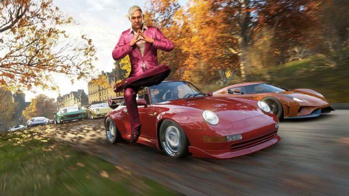 Far Cry e Forza 7 estão em promoção no Xbox (Imagem: Reprodução)