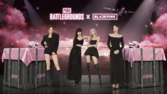 PUBG e BLACKPINK anunciam evento com skins e itens do grupo de k-pop