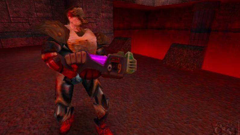Quake 3 Arena já pode ser baixado (Imagem: Divulgação/id Software)