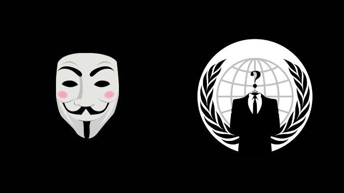Qual a origem e história do grupo Anonymous? (Imagem: Leandro Kovacs/Tecnoblog)