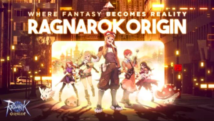 Ragnarok Origin chega ao celular (Imagem: Divulgação/Gravity)