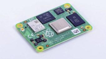 Raspberry Pi Compute Module 4, um Pi 4 compacto, é aprovado pela Anatel