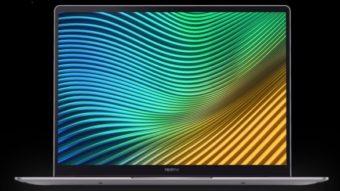 Realme Book, 1º notebook da marca, traz Intel de 11ª geração e tela 2K