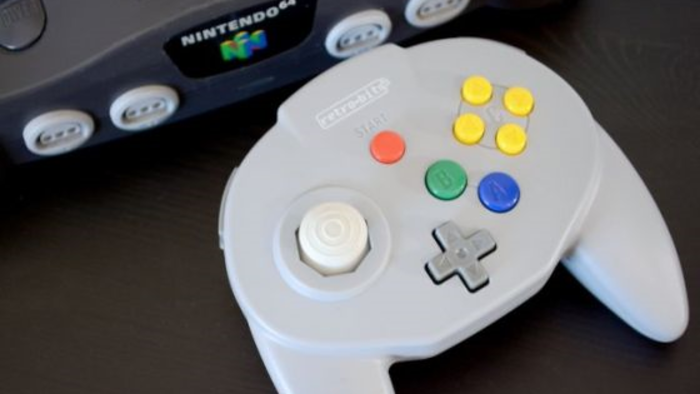 Controle para console de videogame antigo da Retro-bit
