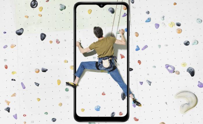 Samsung Galaxy A12 Nacho (Imagem: Divulgação/Samsung)