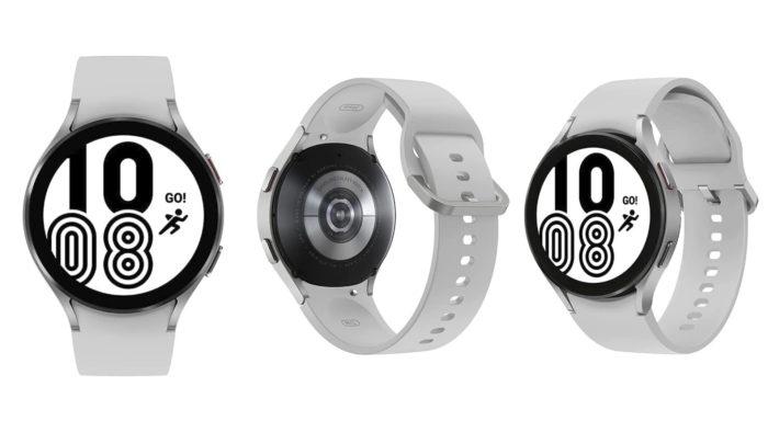 Supposedly Samsung Galaxy Watch 4 (Image: Playback/WinFuture)