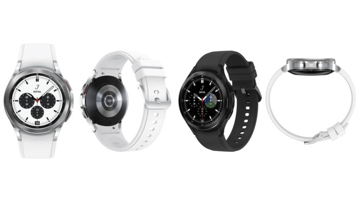 Supposedly Samsung Galaxy Watch 4 Classic (Image: Playback/WinFuture)