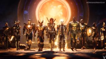 Midnight Suns é o game que mistura Marvel e XCOM e sai ano que vem