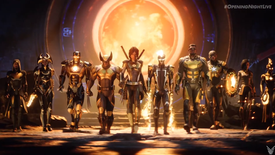 Midnight Suns chega em março de 2022 (Imagem: Divulgação/2K Games)