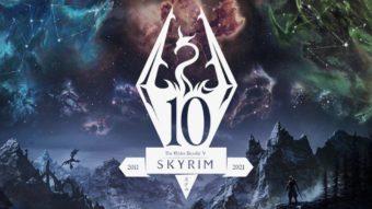 Skyrim terá Edição de Aniversário com pescaria e 500 mods após 10 anos