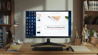 """Samsung Smart Monitor M5 com Tizen chega ao Brasil em versão de 24"""""""